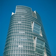 ANDROMEDA TOWER DONAUCITY